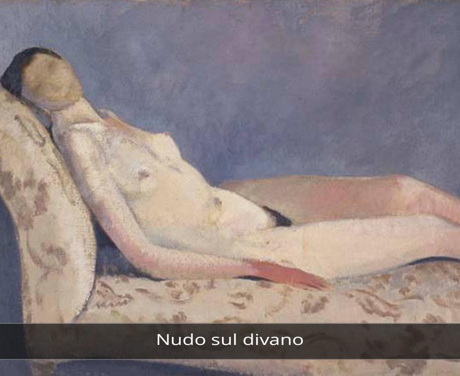 nudo-sul-divano-1928