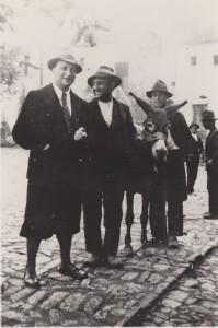 Carlo Levi ad Aliano nel 1935