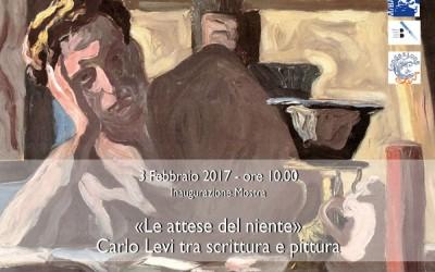 «Le attese del niente». Carlo Levi tra scrittura e pittura