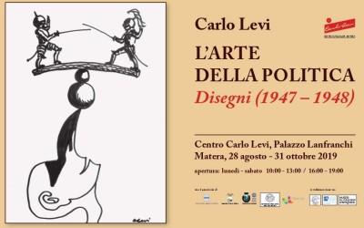 Carlo Levi L'ARTE DELLA POLITICA Disegni (1947–1948)