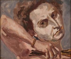 Carlo Levi, Il pittore e l'orologio