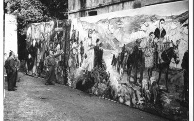 On line l'archivio fotografico di un protagonista del Novecento: Carlo Levi